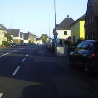 Kölner Str. 187, Köln-Westhoven, von Poll/A4 kommend, Fahrtrichtung Porz.