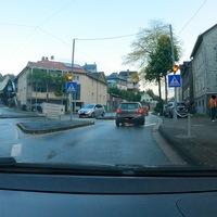 Fludersbach, FR Kaufland. Hier sind 50 für PKW und 30 für LKW erlaubt.