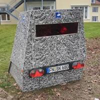 """""""Stealth"""" Blitzer der i.a.R. einige Tage abgestellt wird und öfters im Bereich Meersburg, Uhldingen, Mühlhofen auftaucht"""